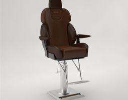 pro - recaro caspian seat 3d