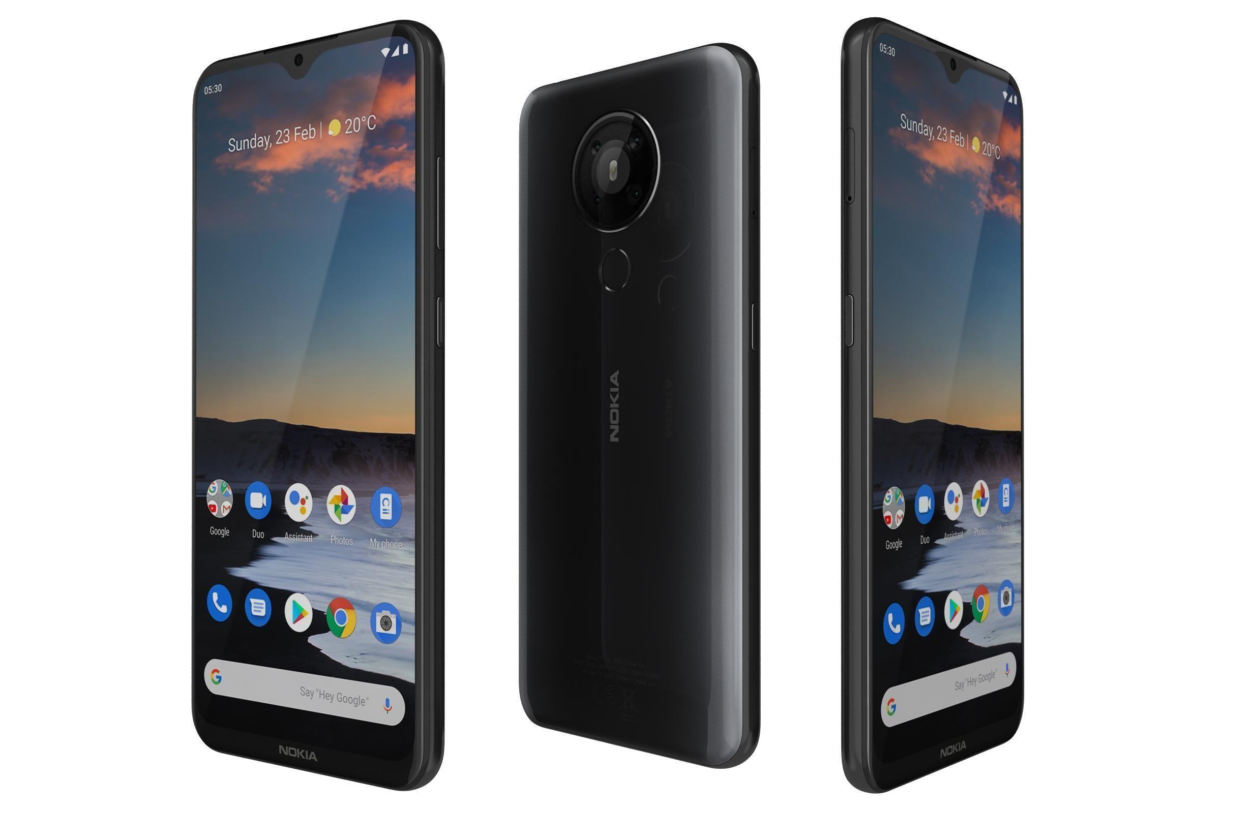 Nokia 5 3 Charcoal