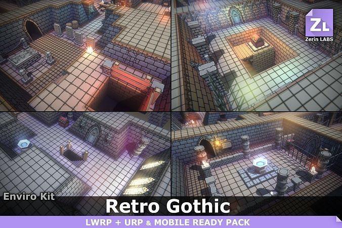 EnviroKit - Retro Gothic