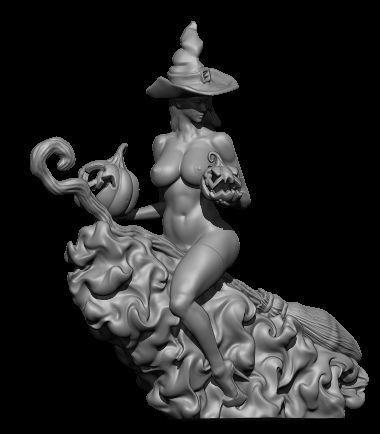 Cordelia witch