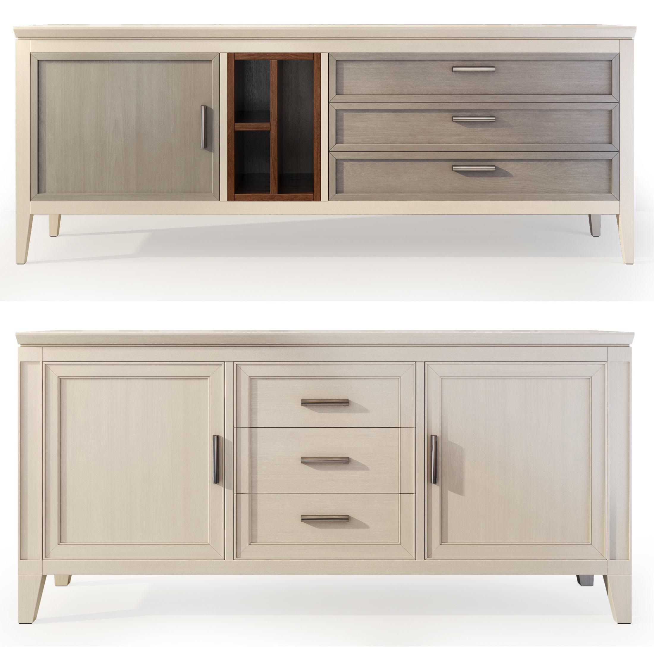 Sideboard dresser by Le Fablier Erica  Aralia