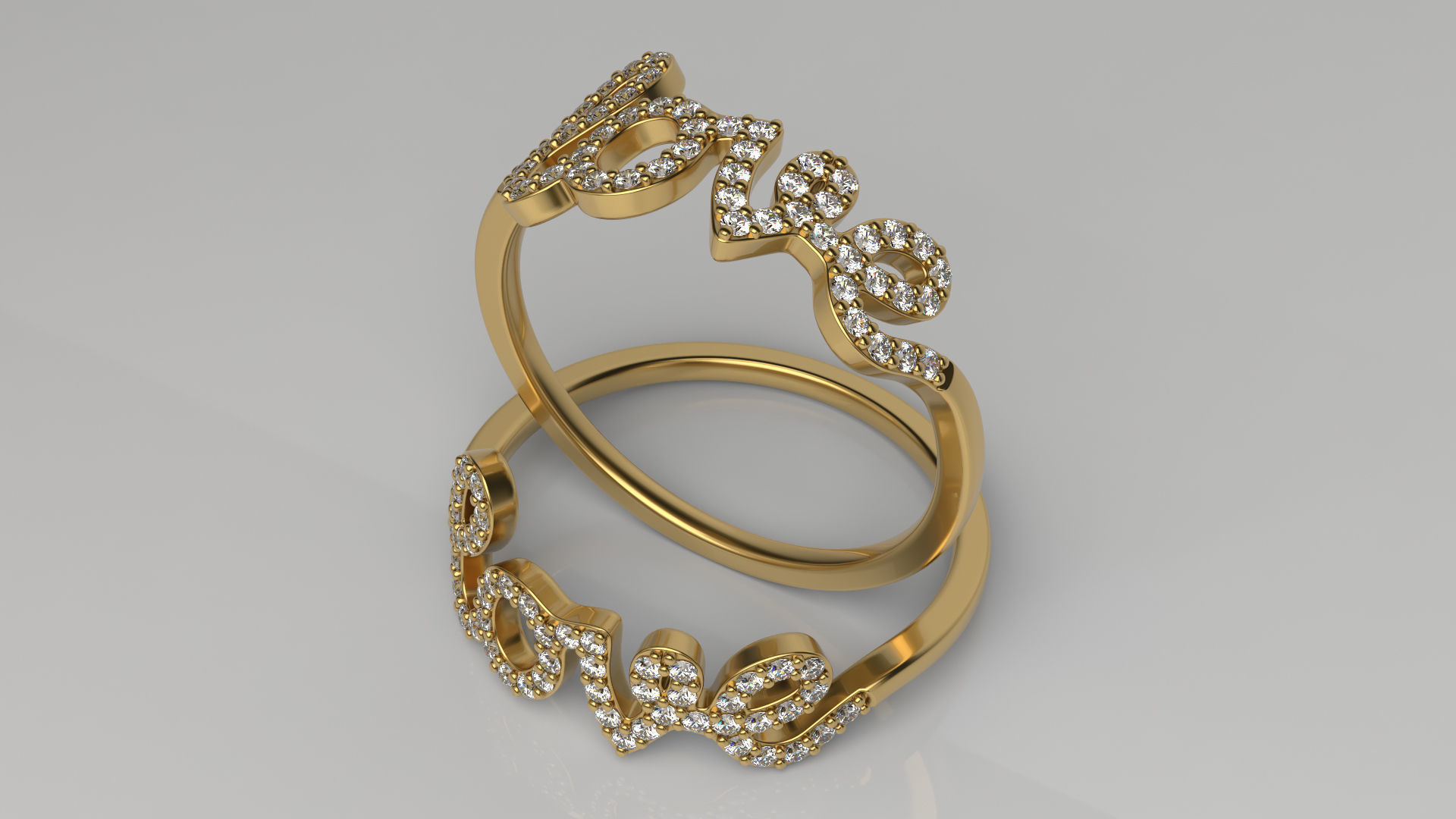 Love ring Size 6