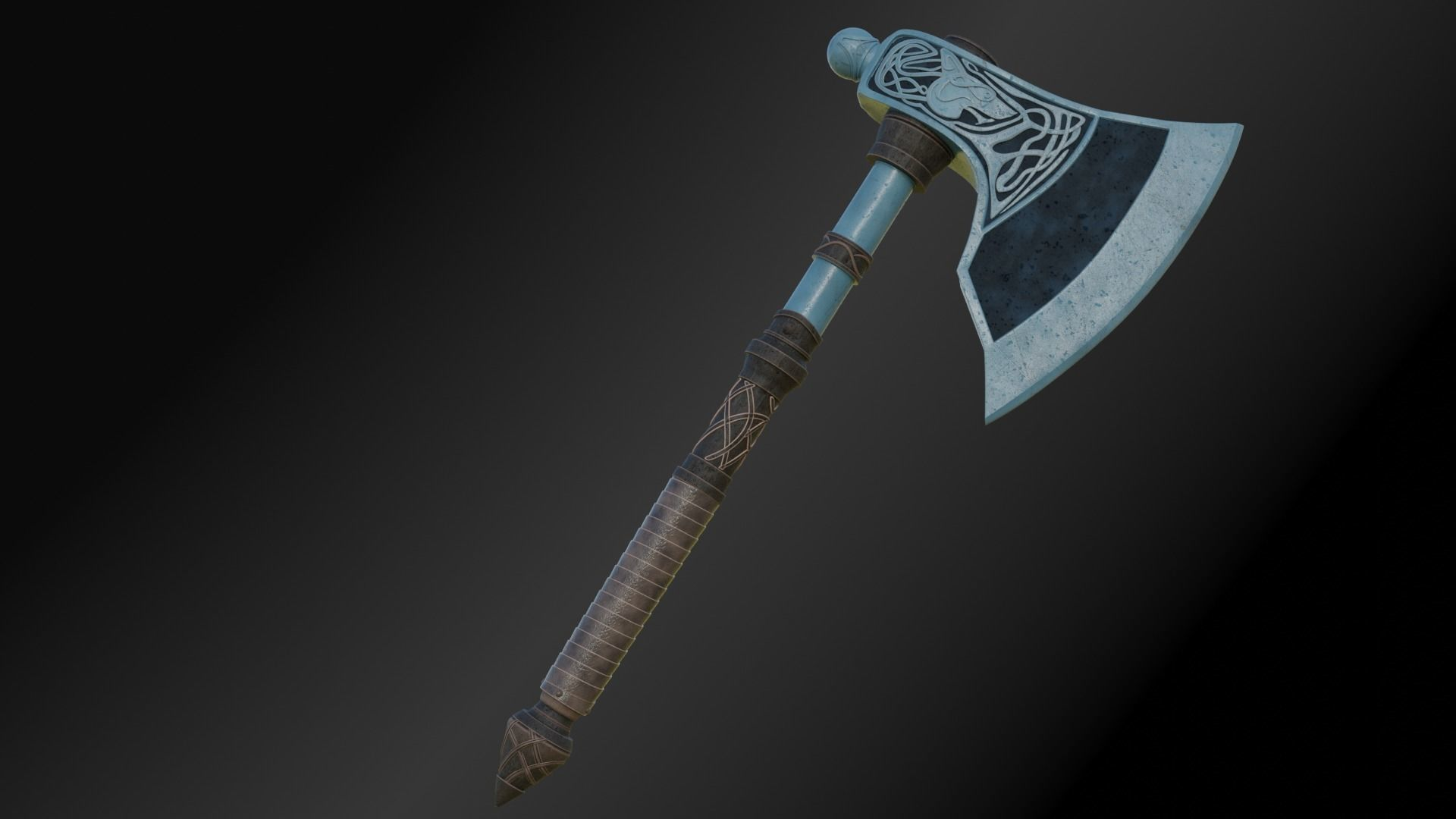 Axe 2 from Assassins Creed Valhalla