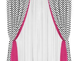 Curtain 3D model 44