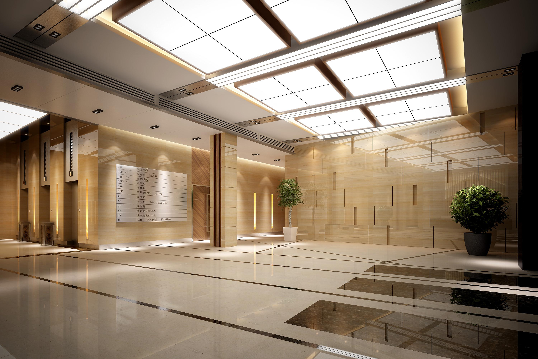 3d rendering luxury hotel lobby china luxury china hotel lobby -  Hall Lobby 3d Model Max 2