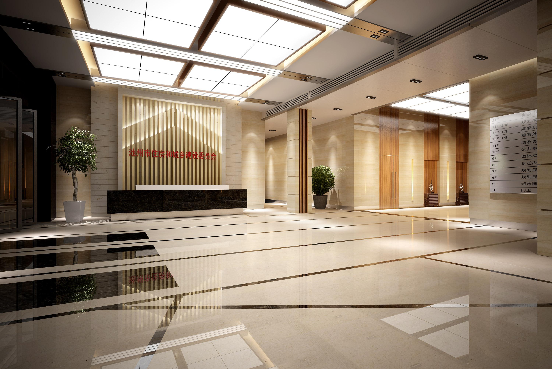 Hall Lobby 24593 3d Model Max Cgtrader Com