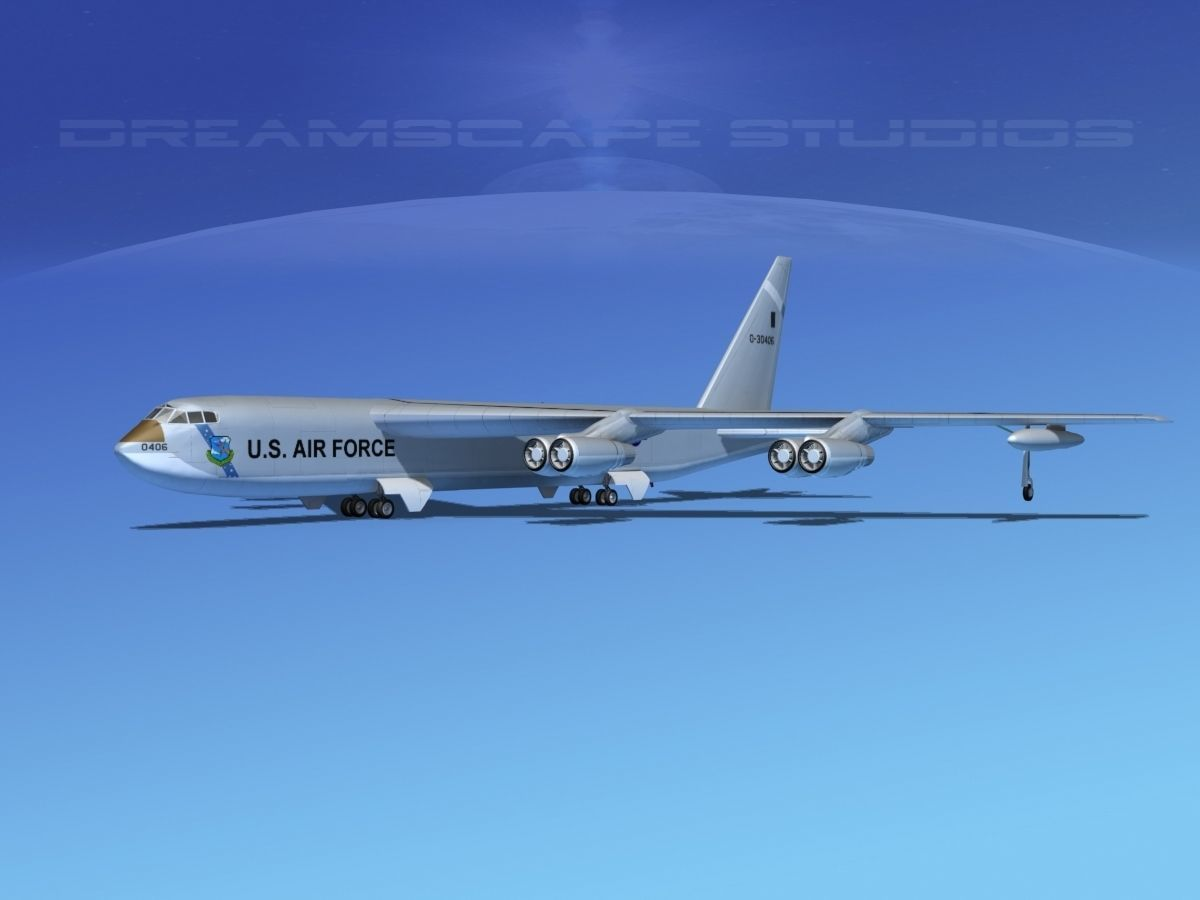 Boeing B-52C Stratofortress