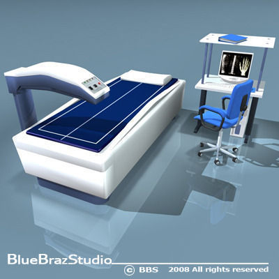 dexa scanning 3d model obj mtl 3ds c4d dxf 1