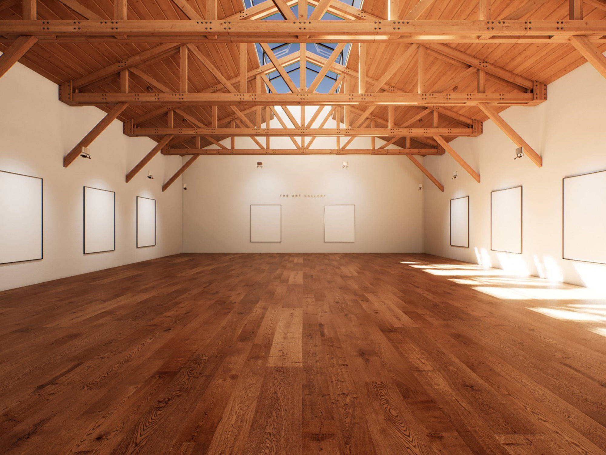 Art Gallery UE4 006