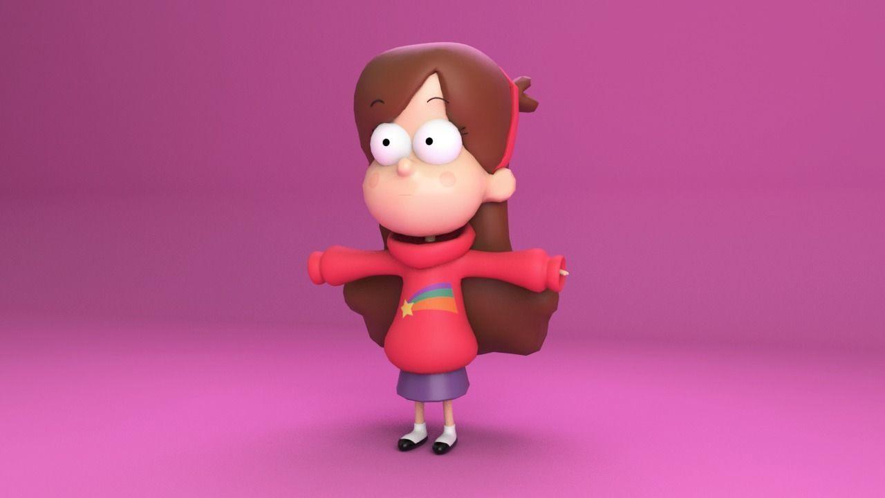 Gravity Falls - Mabel Pines by migueruchan on DeviantArt