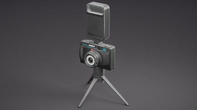 Smena-35 camera