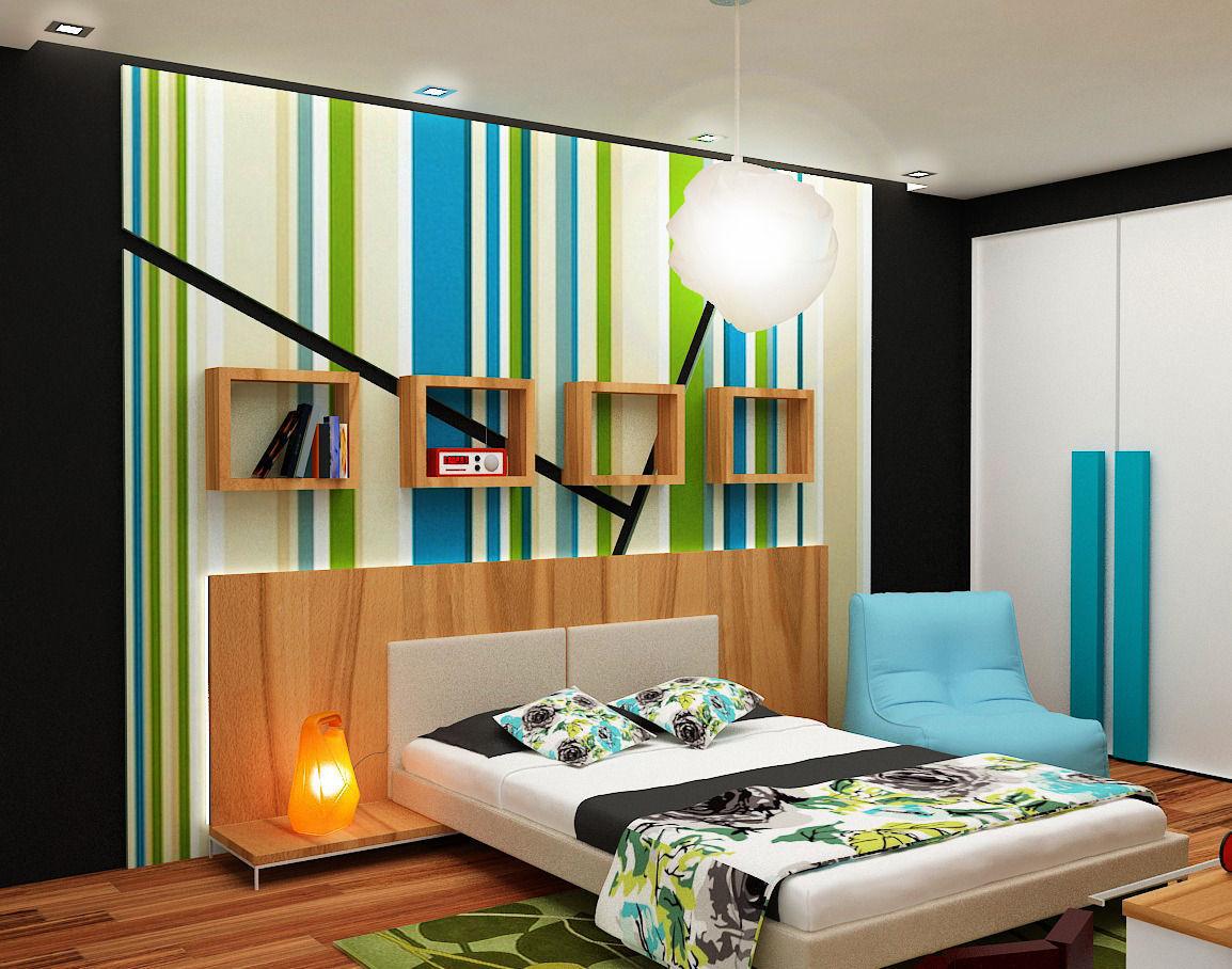 Model Architectural Kids Bedroom Cgtrader