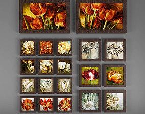 3D Picture Frames decoration