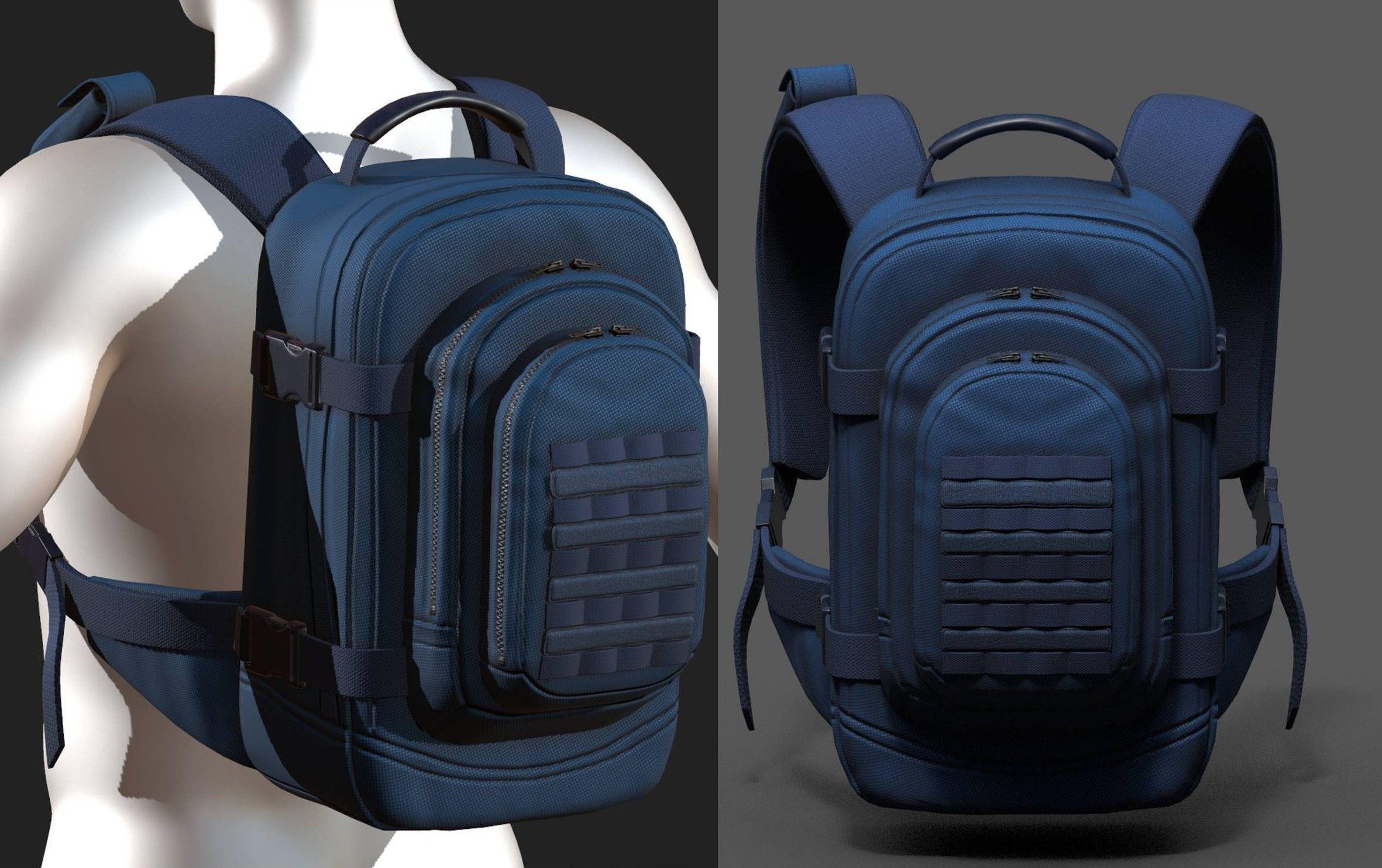 Backpack Camping Generic bag baggage