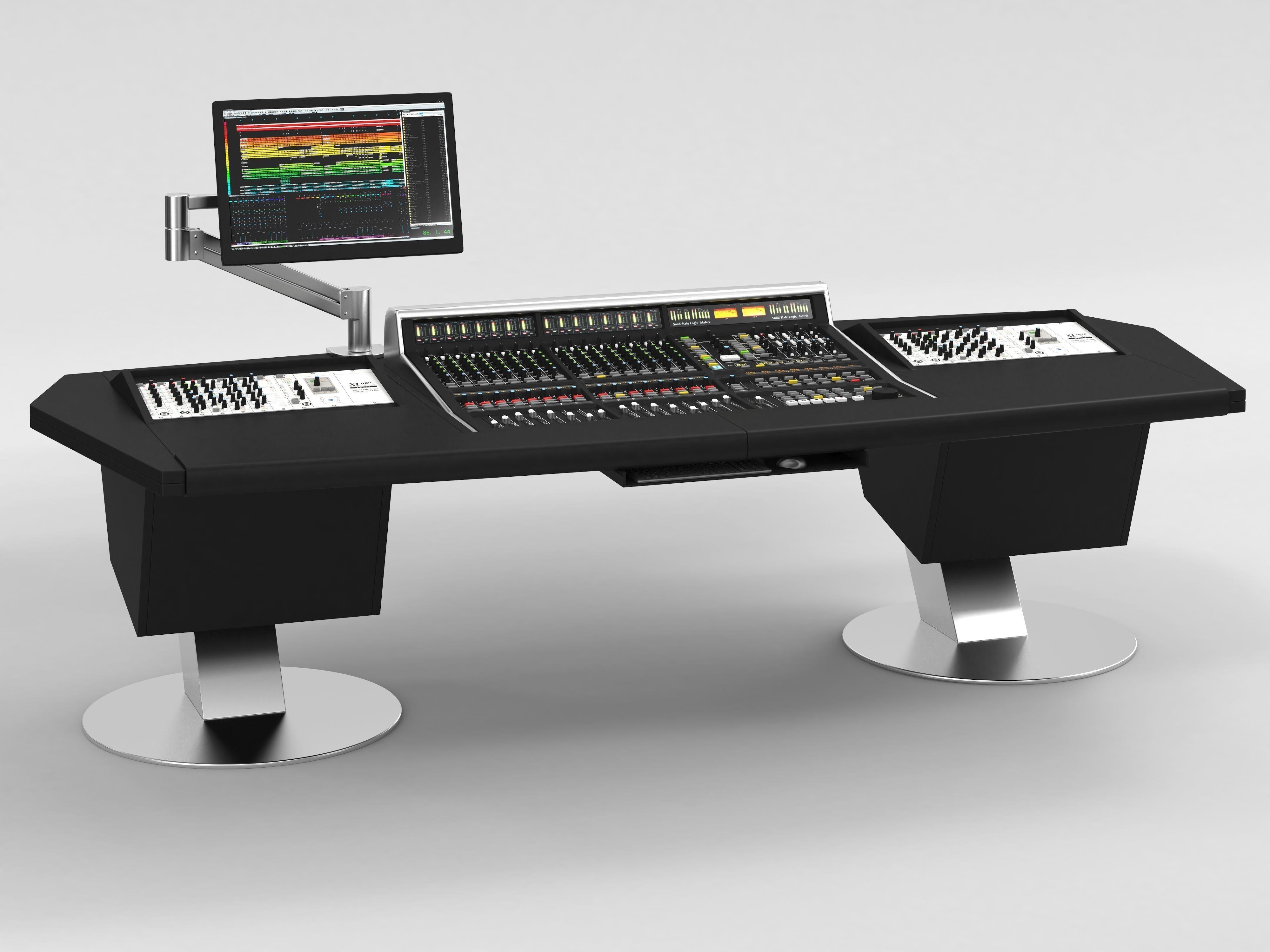 Solid State Logic Matrix console studio controller