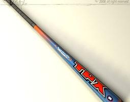 baseball bat 7 3D Model