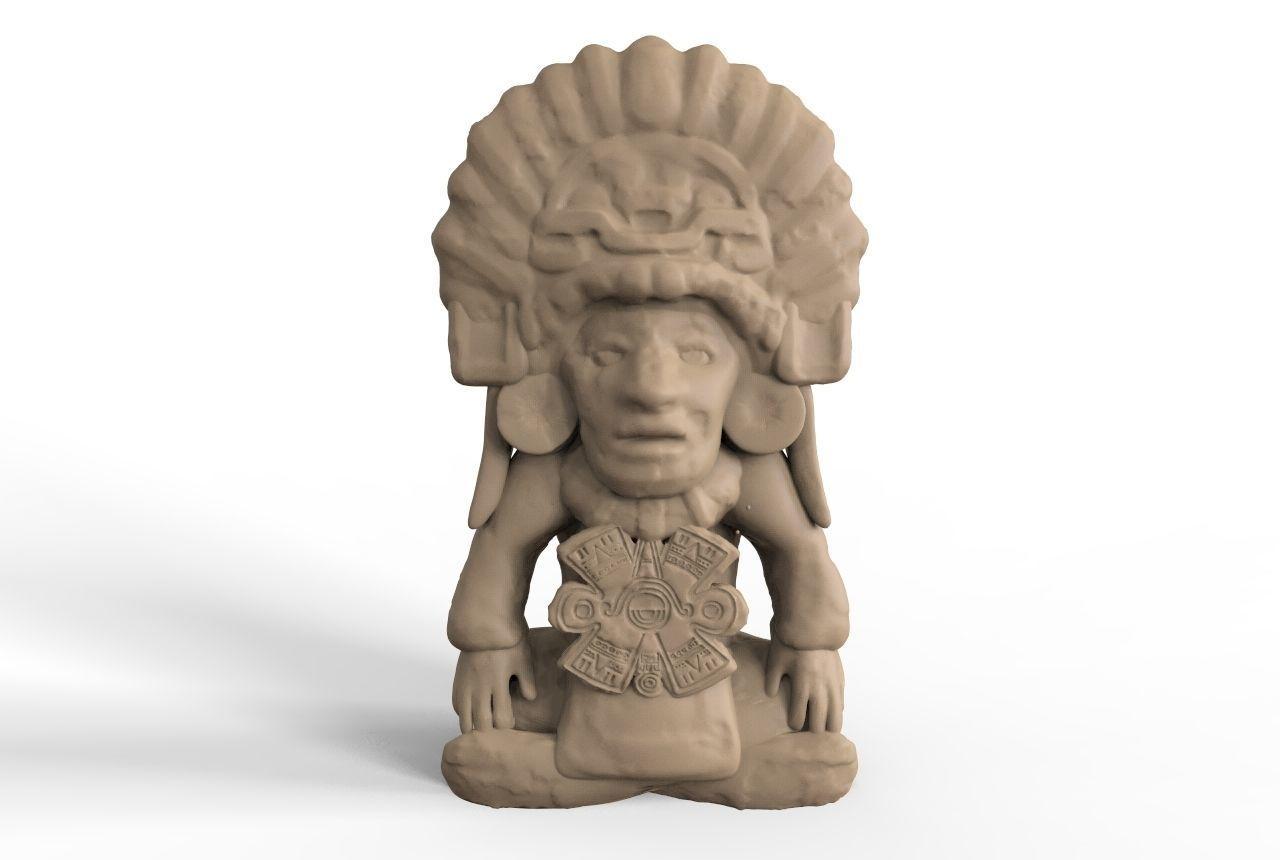 Aztec Figurine