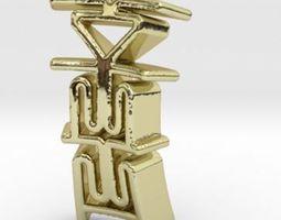 3D print model Nist Insist