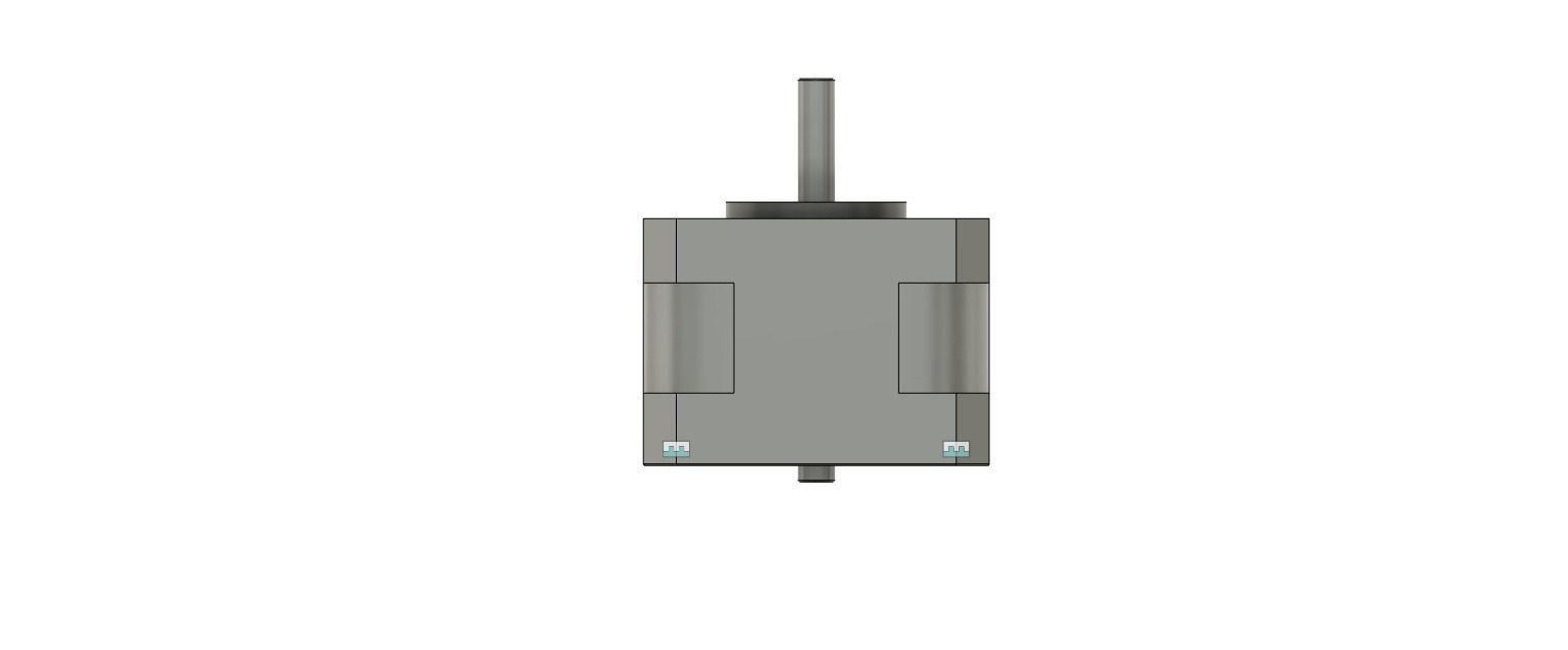 Stepper Motor NEMA 17 - 3D Model