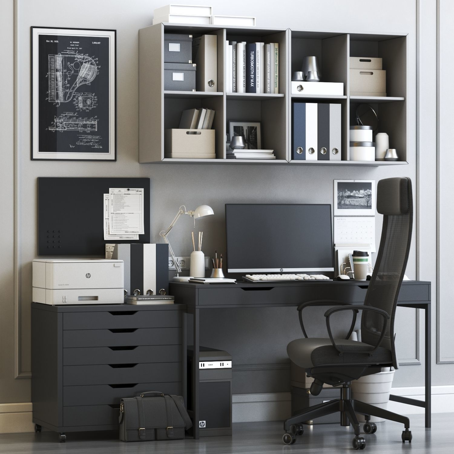 Office workplace 7