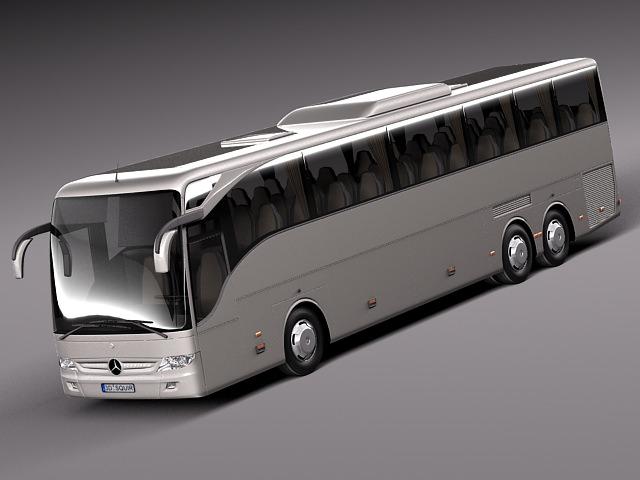 Mercedes benz tourismo 2013 3d model max obj 3ds fbx c4d for Mercedes benz suv models 2013
