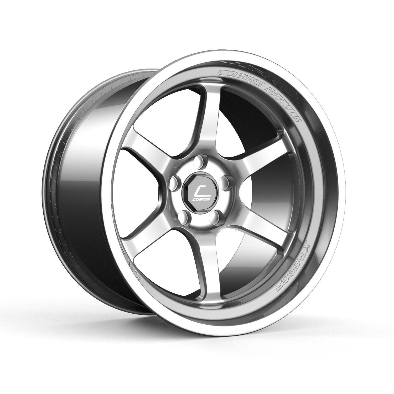 Cosmis XT-006R wheels