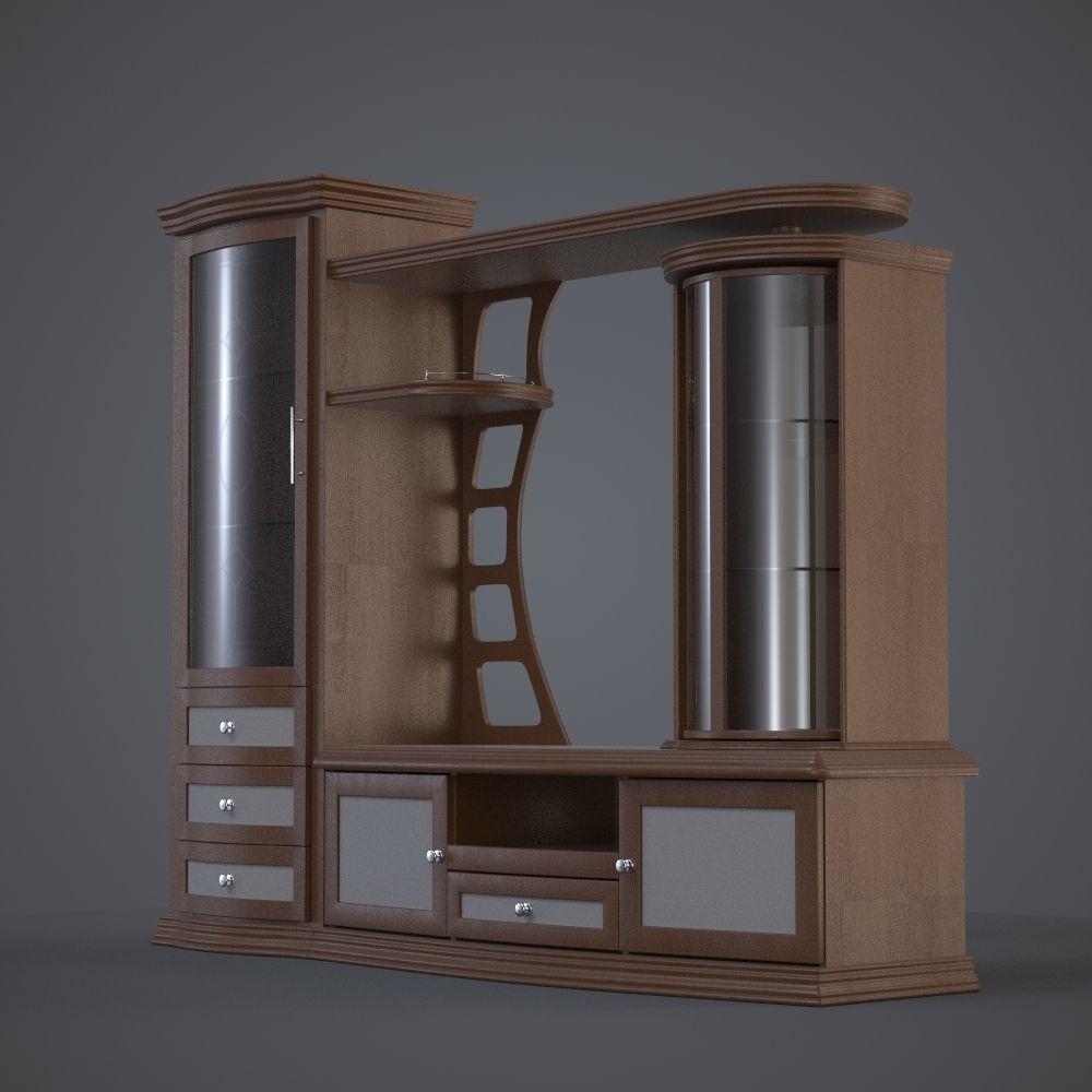 TV cabinet 3D Model .max - CGTrader.com