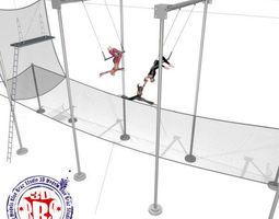 trapeze 3D
