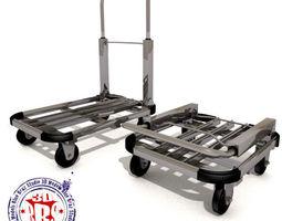 3D model folding trolley