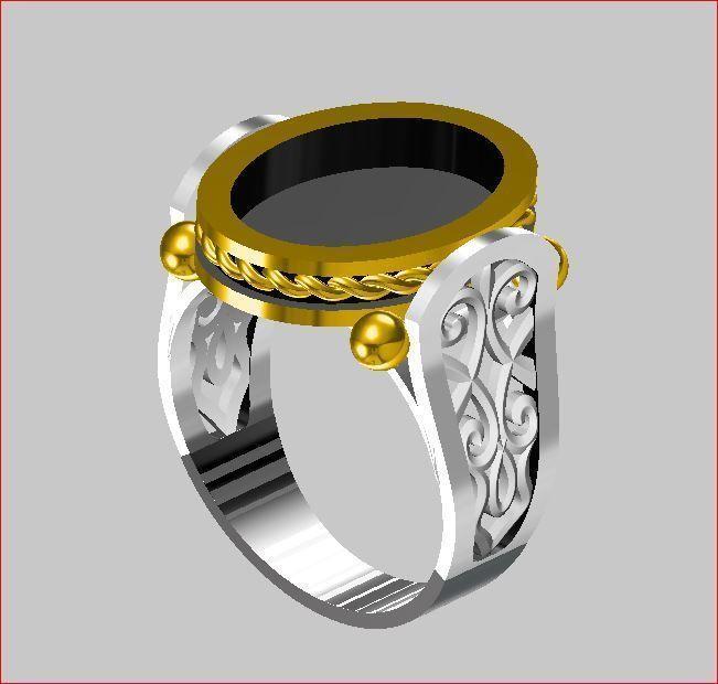 Men - Ring