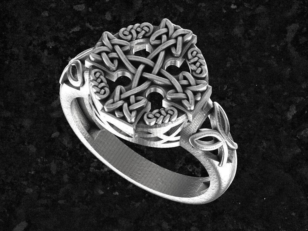 Celtic-ring