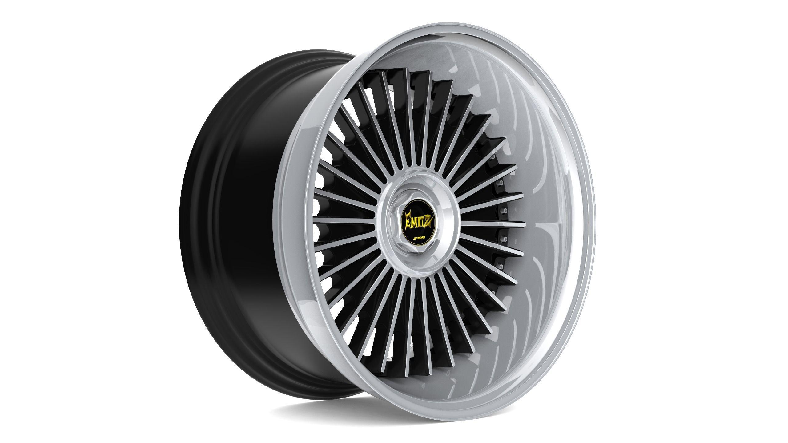 WORK EMITZ  Wheels Version 2