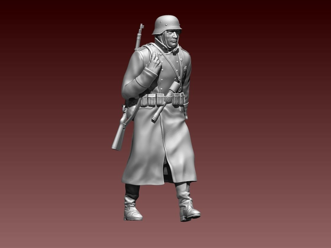 German soldier