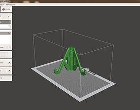 3D printable model Mobile phone bracket