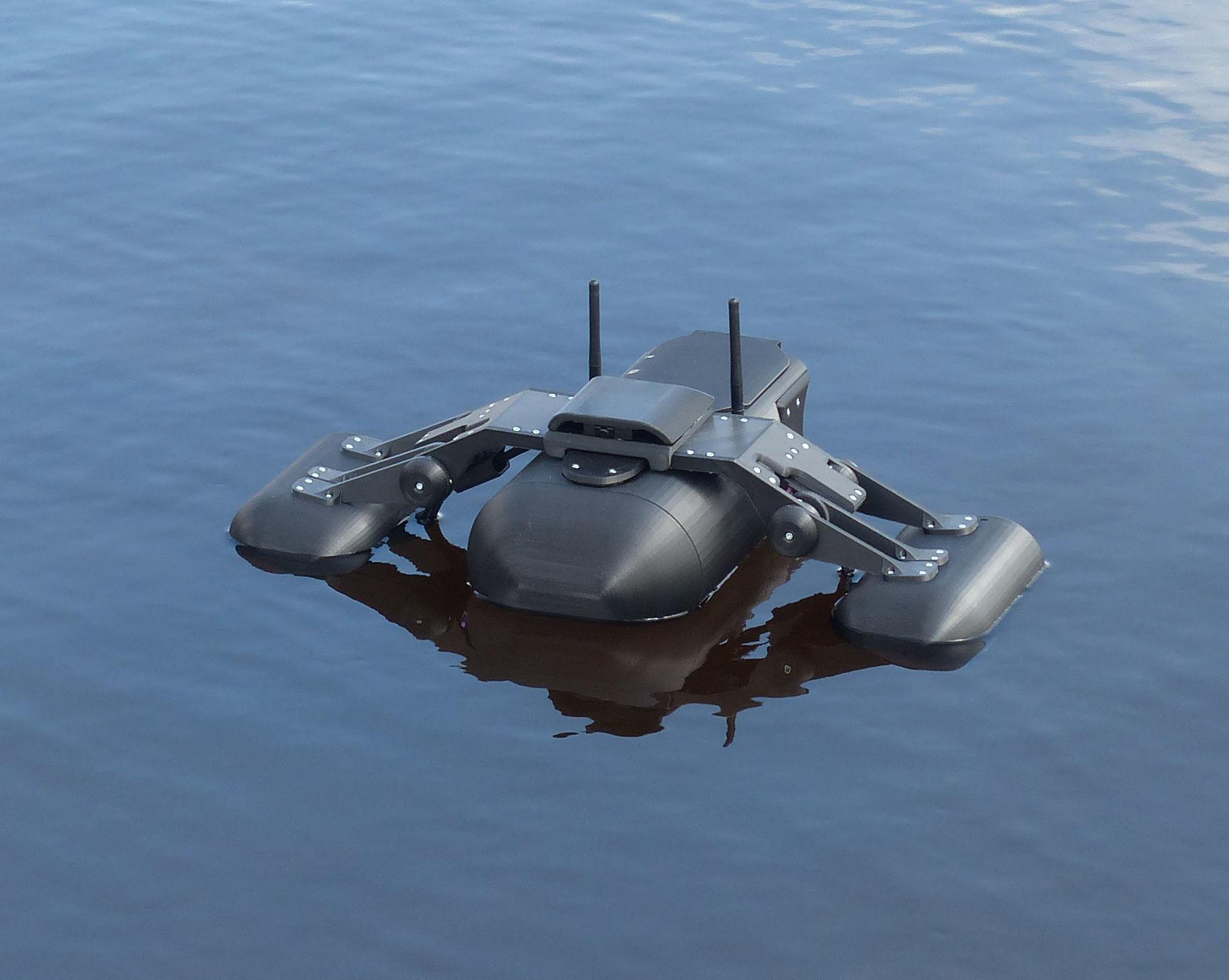 Drone AquaPod V2 for 3D print