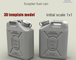 spm-003-01template scepter fuel can 3d model