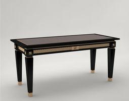 3d model pro - turri t76r desk
