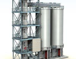 Fuel Plant 3D