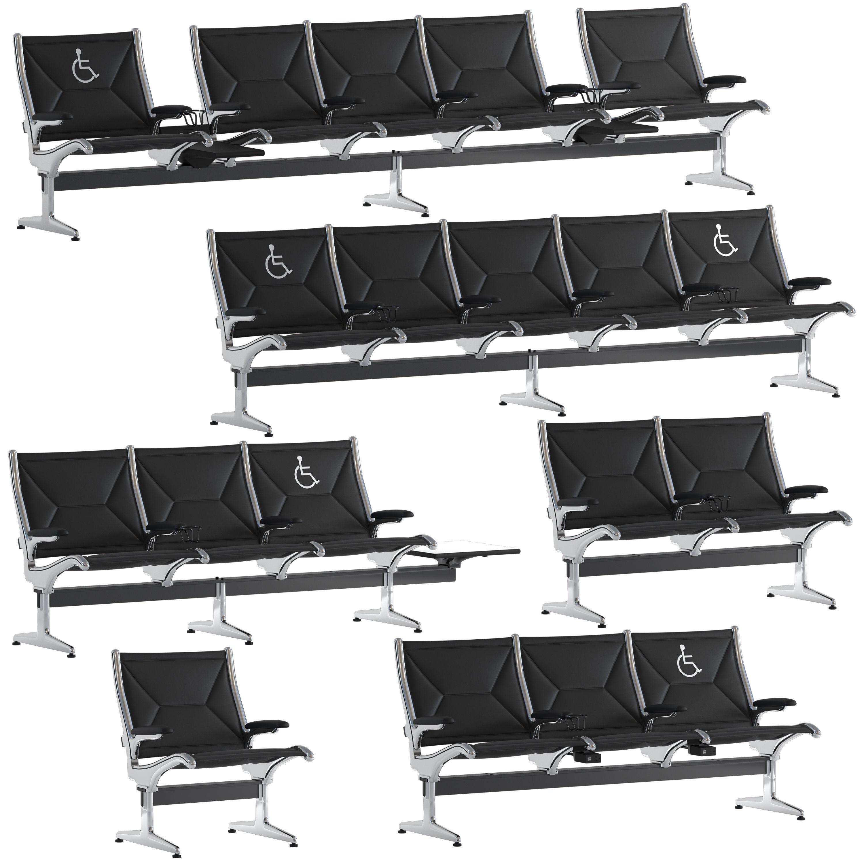 Herman Miller Eames Tandem Sling Seating