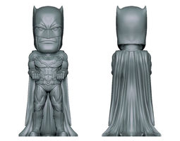 BATMAN BOBBLEHEAD  3D Model