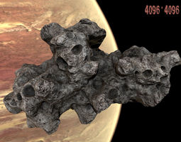 3D Asteroid 02