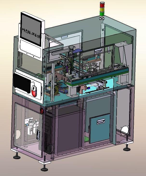 Automatic SMT labeling machine