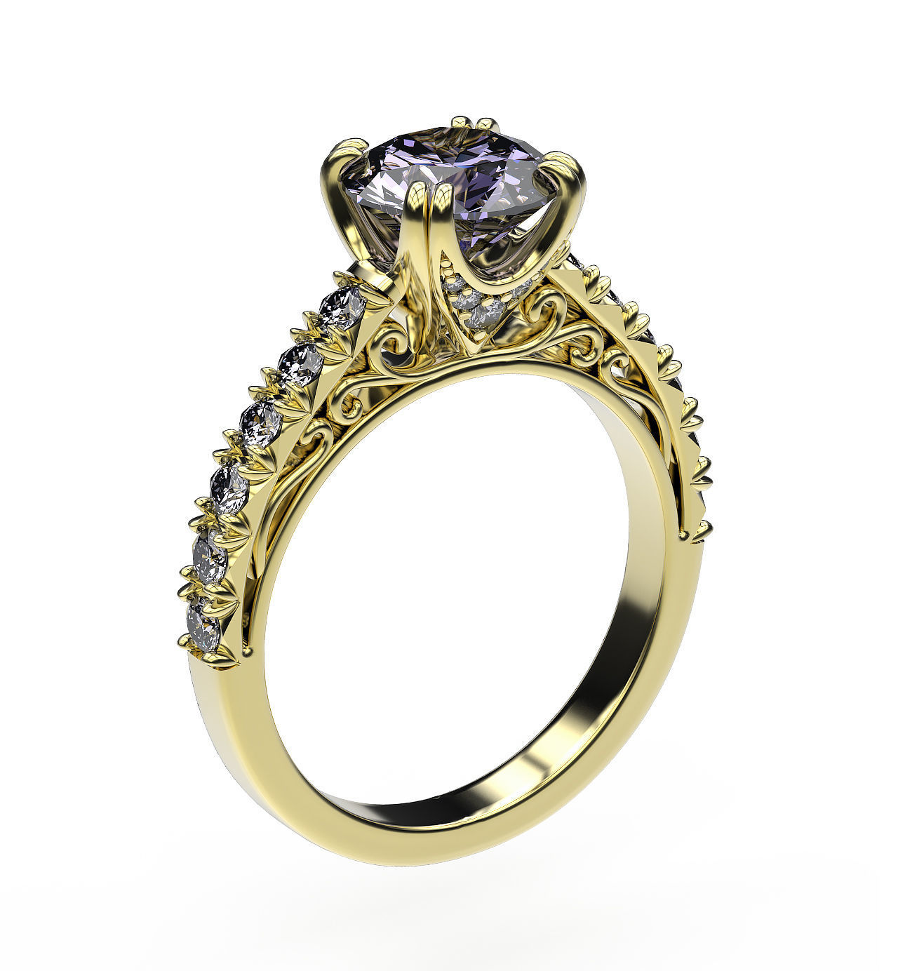 Ring French Style