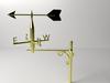 Wind Vane 3D Model