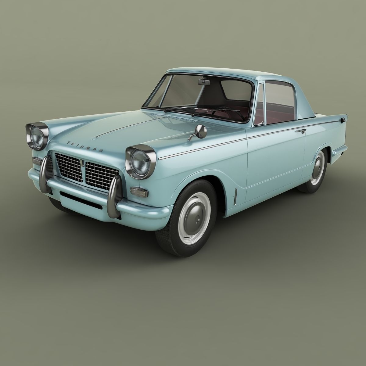 Triumph Herald 948 Coupe