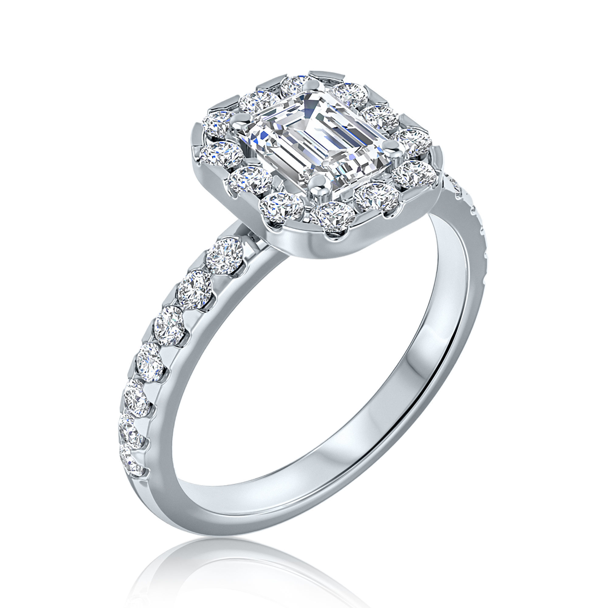 HELO ENGAGEMENT RING