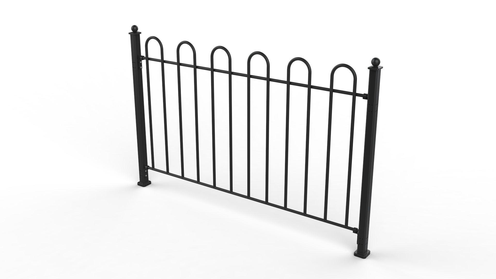 Fence Metal 01