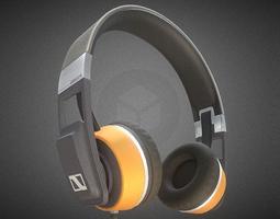Headphone from Sennheiser Urbanite 3D Model