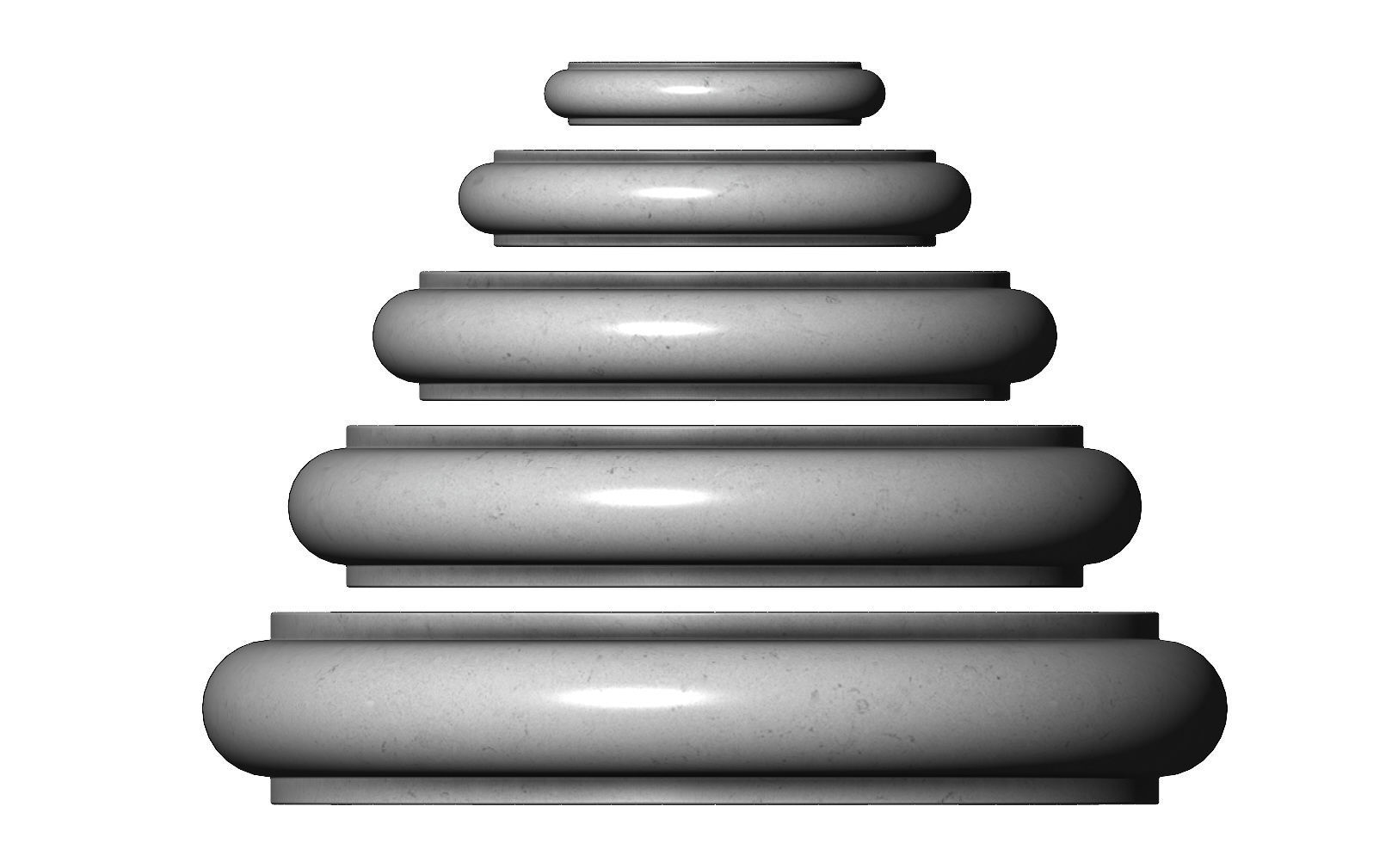 Single Bullnose Column Base