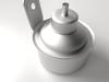 pelita kerosine lamp 3d model 3ds fbx blend dae 1